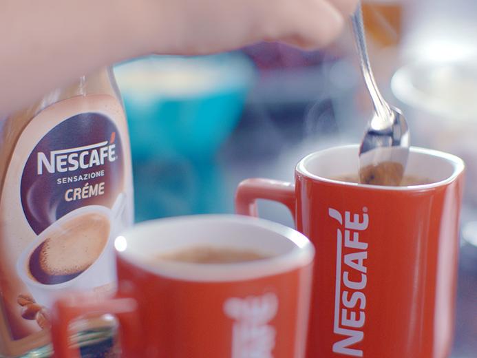 Film korporacyjny postprodukcja Nescafe
