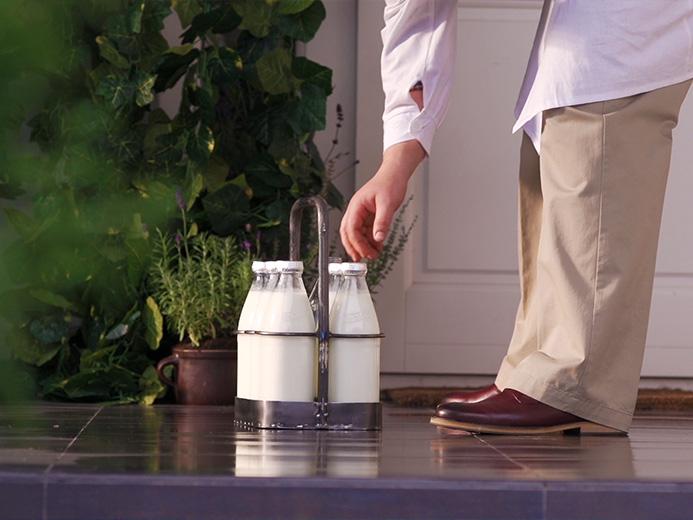 spot reklamowy mleko polskie