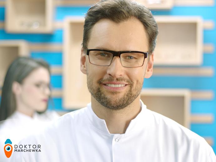Spot reklamowy Dr Marchewka