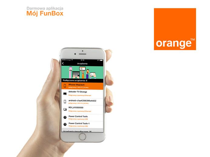 Filmy korporacyjne prezentacje Orange